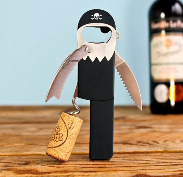 Legless Pirate Corkscrew