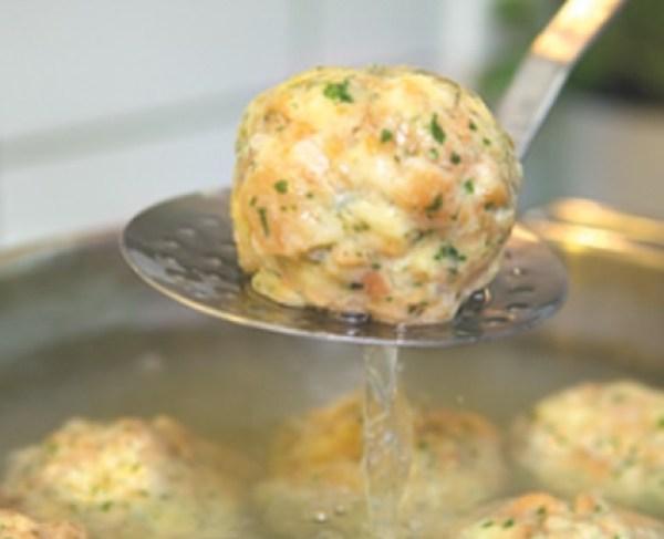 Russian Apple Dumplings