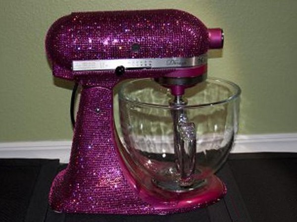 Bling Diva 8000 Crystal Mixer