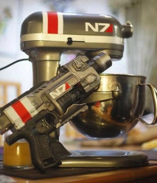 Mass Effect N7 Mixer