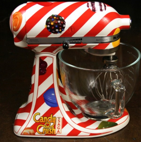 Candy Crush Mixer