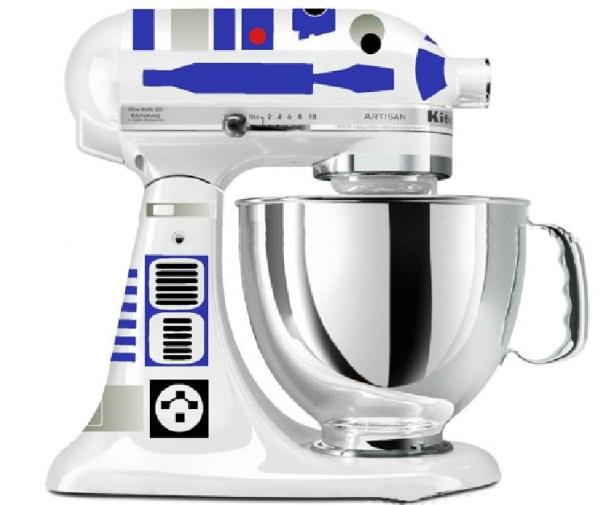 R2-D2 Mixer
