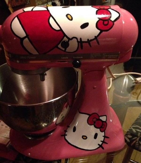 Hello Kitty Food Mixer