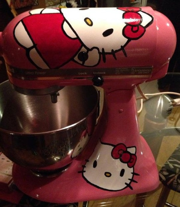 Hello Kitty Food Mixer