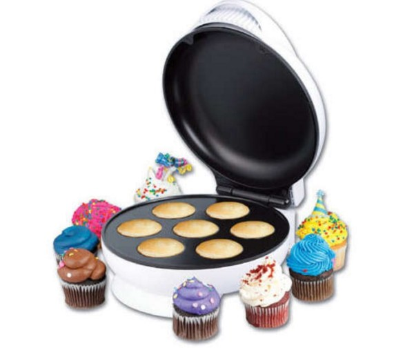 Electric Mini Cupcake Maker