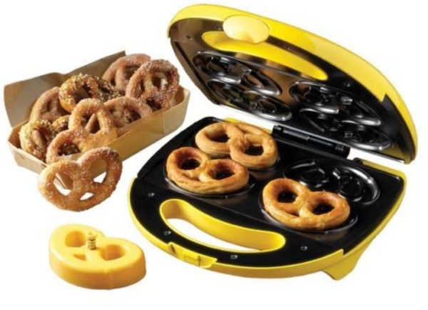 Electric Soft Pretzel Maker
