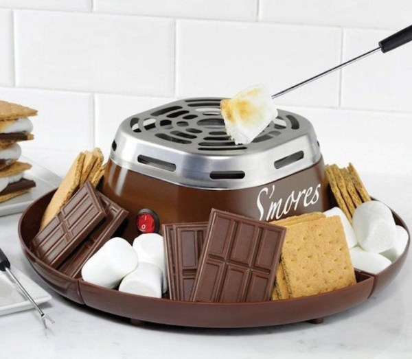 Electric S'mores Maker