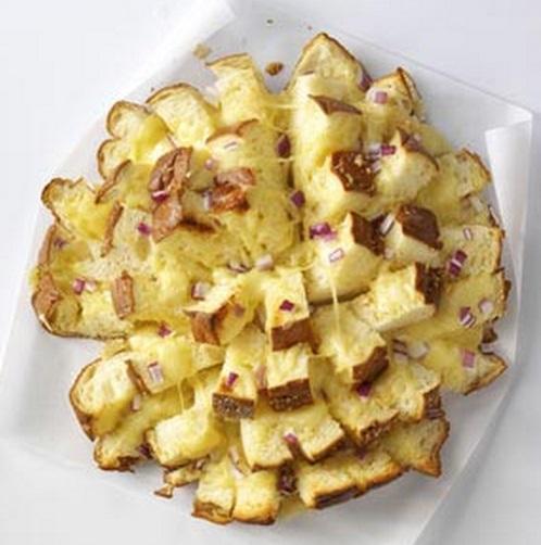 Hawaiian Cheese Bread