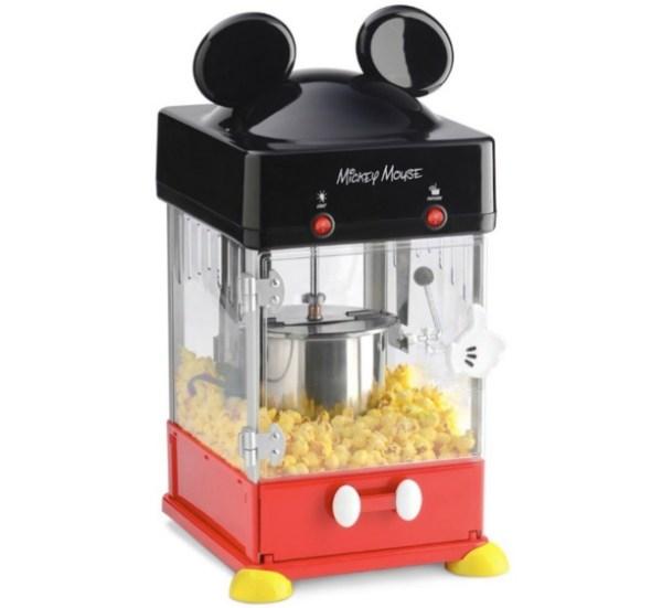 Disney Mickey Kettle Style Popcorn Popper