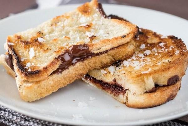 Bittersweet Chocolate Sandwiches