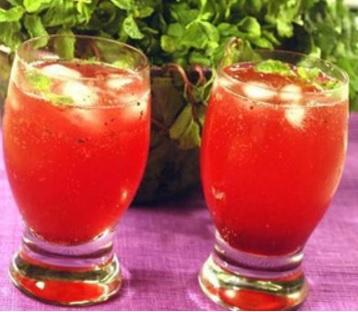 Homemade Masala Fizzy Drink