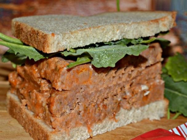 World's Best Meatloaf Sandwich