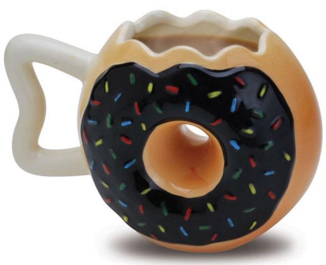 The Doughnut Mug