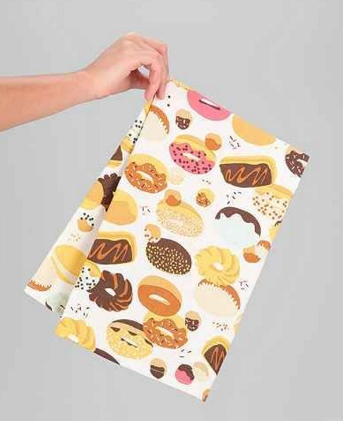 Doughnut Dishtowel