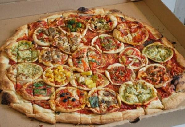 The Recursive Pizza