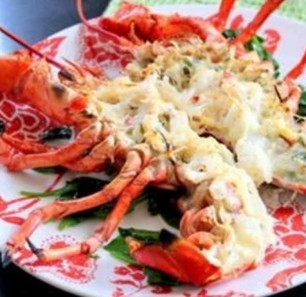Easy Way Lobster Thermidor