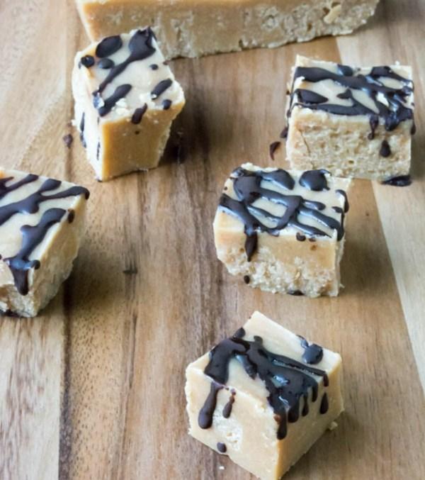 Sugar-Free Peanut Butter Fudge