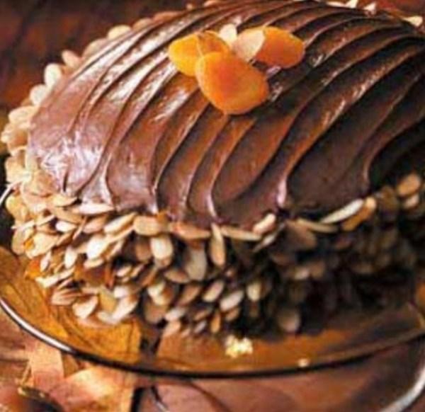 Almond Sacher Torte