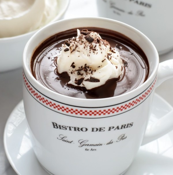 French Hot Cocoa
