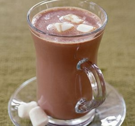 Deluxe Hot Cocoa With Marshmallows