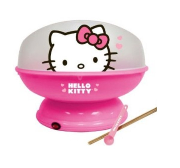 Hello Kitty Cotton Candy Maker