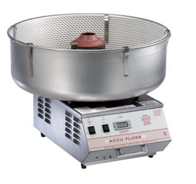 Commercial Cotton Candy Maker