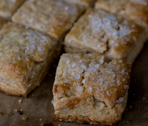 Maple Syrup Scones