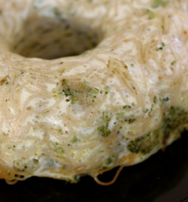 Broccoli Pasta Noodle Ring