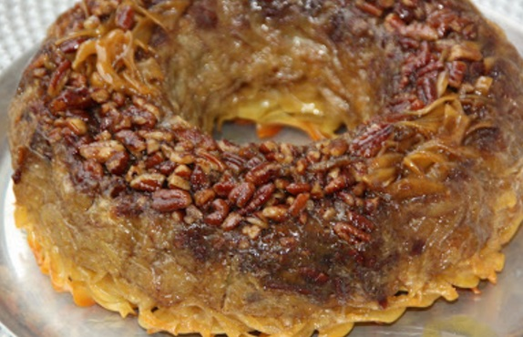 Pecan Noodle Ring