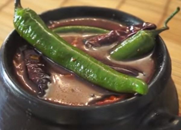 Ethiopian Pepper Pot Soup