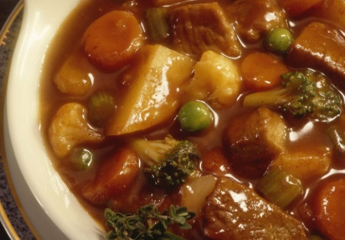 Philadelphia Pepper Pot Soup