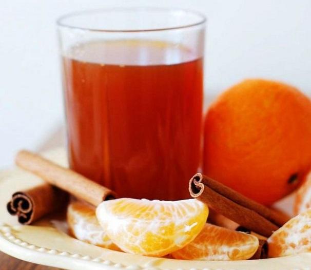 Homemade Christmas Tea