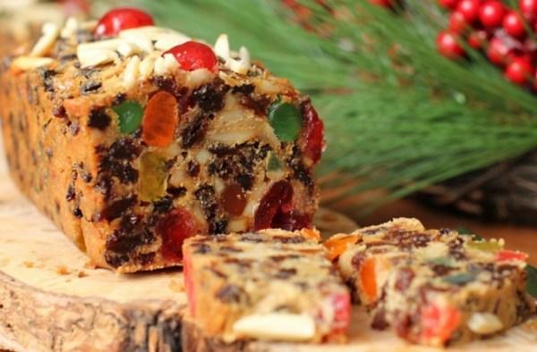 Gumdrop Fruitcake