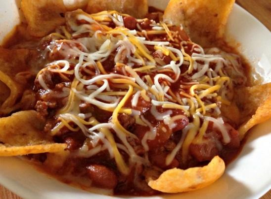 Chili 'N' Corn Chips