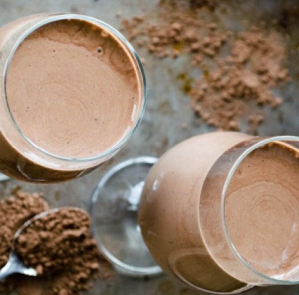 Raw Chocolate Smoothi