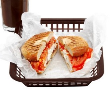 Classic Bagel and Lox