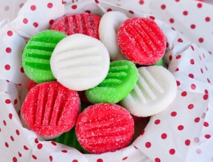 Christmas Peppermint Patties