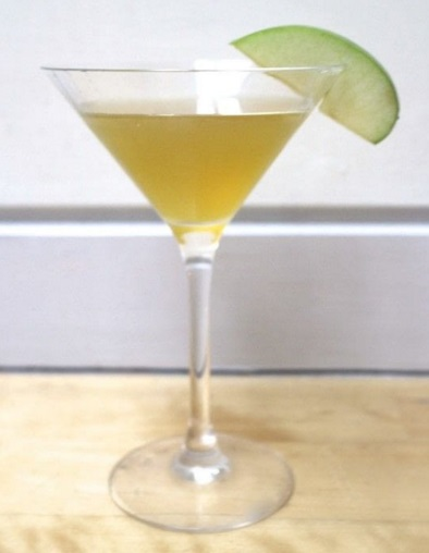Toffee Appletini