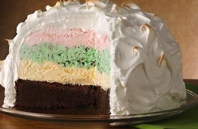 Top 10 Showboating Dessert Recipes For Baked Alaska