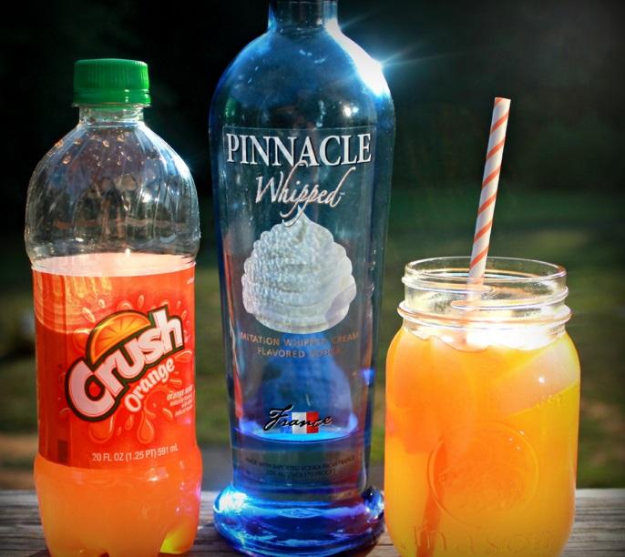 Orange Dreamsicle Cocktail