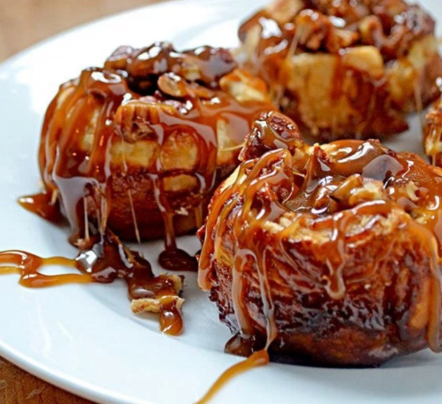 Stout Sticky Buns