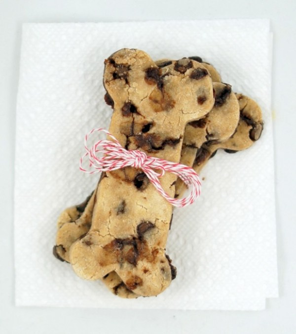 Carob Chip Dog Treats