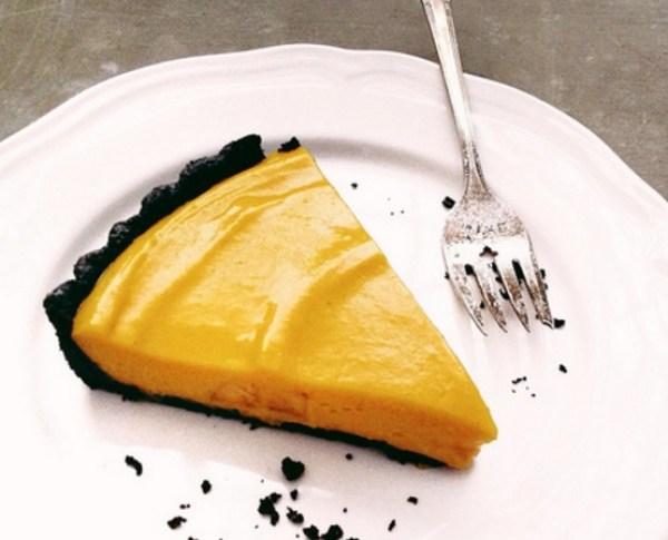Chocolate Crumb Banana Cream Pie