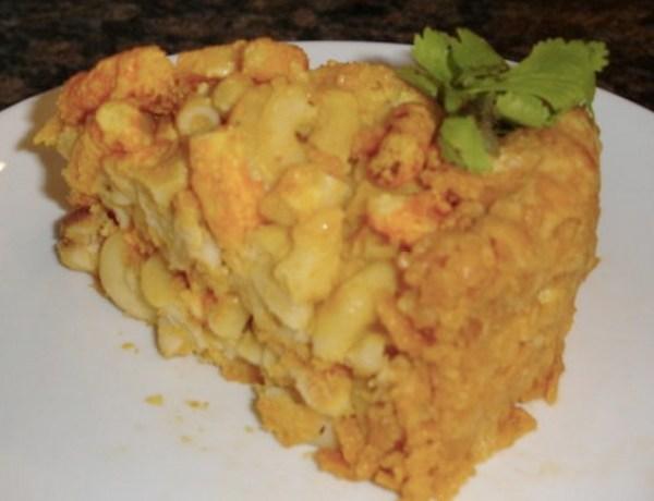 Quadruple Cheese Doodle Pie