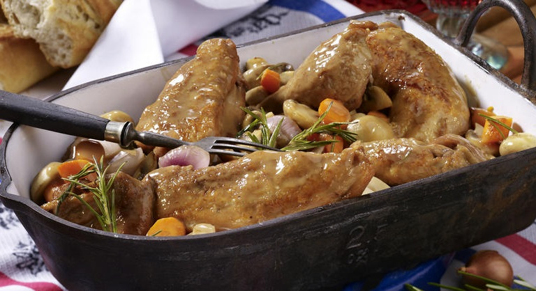 Top 10 Ways To Make Coq Au Vin