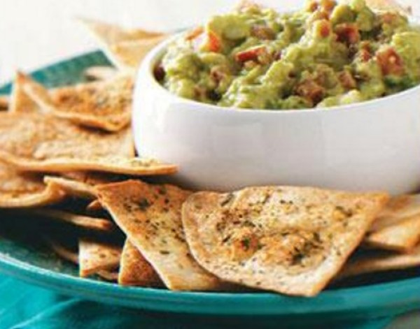 Herbed Tortilla Chips