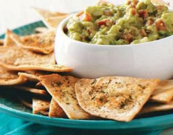 Herbed Tortilla Chips