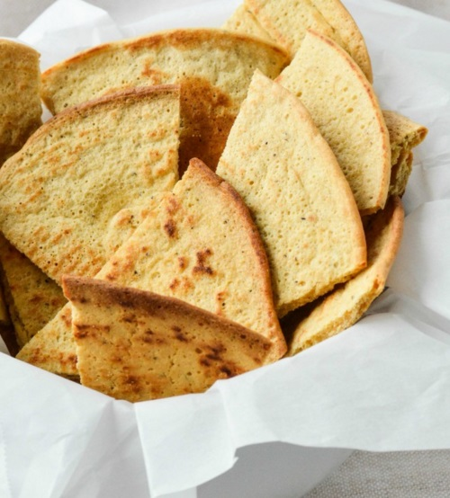 Grain-Free Tortilla Chips