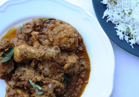 Telangana Chicken Curry