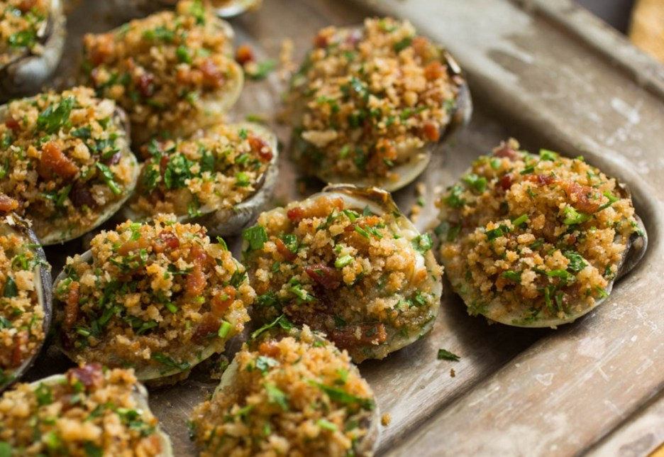 Top 10 Easy to Follow Clams on the Halfshell Recipes
